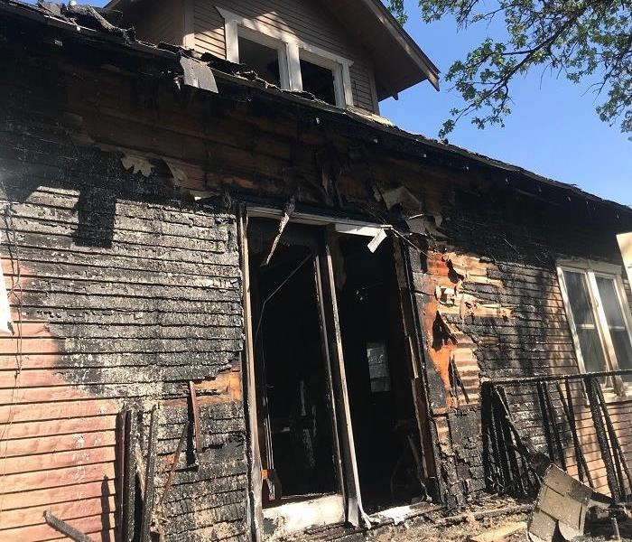 Fire Damages - Windsor Heights