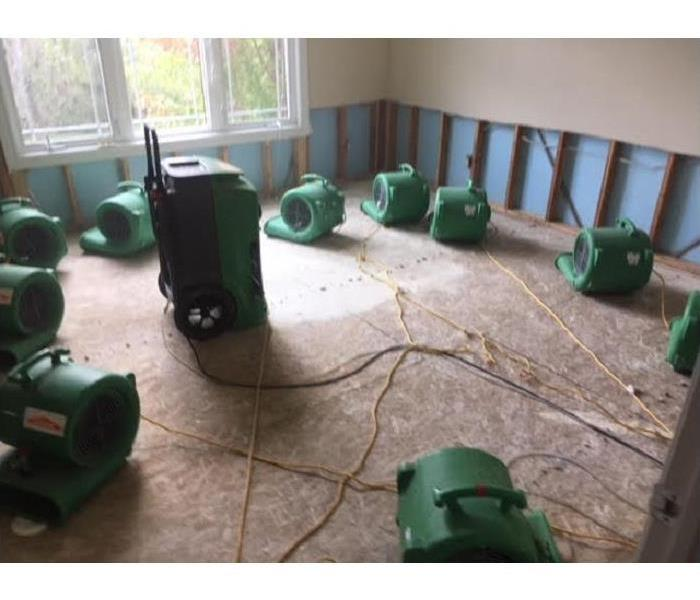 Water Damage Residential Water Damages